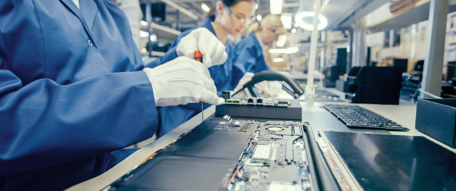 Our practices are built on lean manufacturing